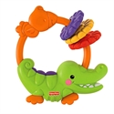 Imaginea Zornaitoare crocodil Fisher Price