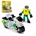 Imaginea Motocicleta Fisher Price Imaginext