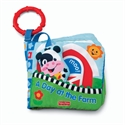 Imaginea Carte cu animale Fisher Price
