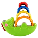 Imaginea Crocodil piramida Fisher Price