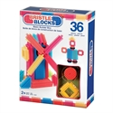 Imaginea Set 36 cuburi de construit Bristle Blocks